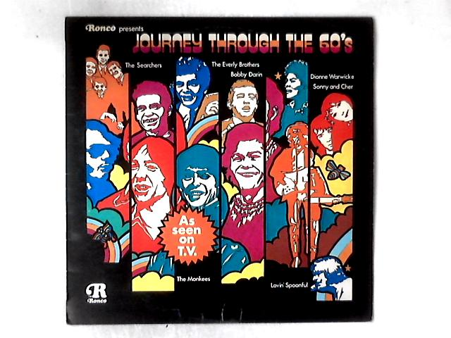 Journey Through The 60's LP COMP By Various