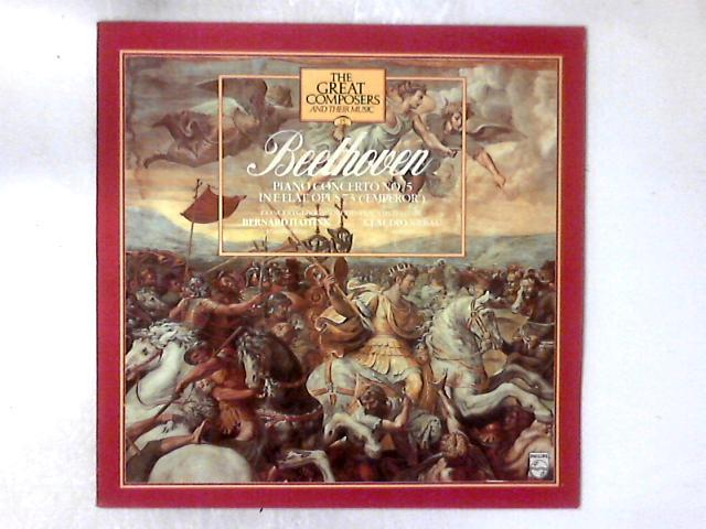 """Piano Concerto No. 5, Opus 73 """"Emperor"""" LP By Ludwig Van Beethoven"""