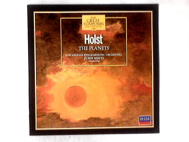 The Planets LP By Gustav Holst