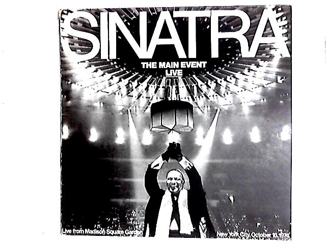 The Main Event (Live) LP By Frank Sinatra