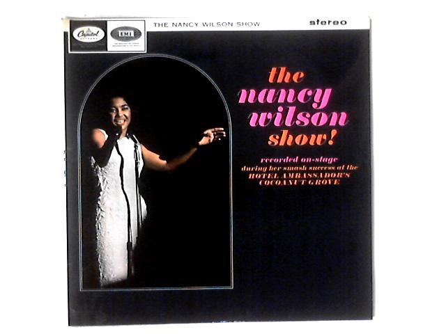 The Nancy Wilson Show! LP By Nancy Wilson