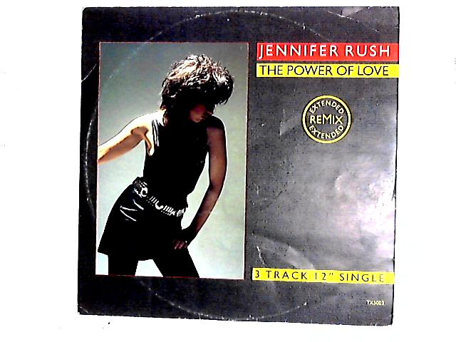 The Power Of Love (Extended Remix) 12in By Jennifer Rush