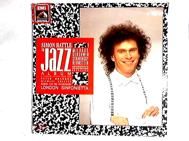 The Jazz Album LP Gat By Sir Simon Rattle