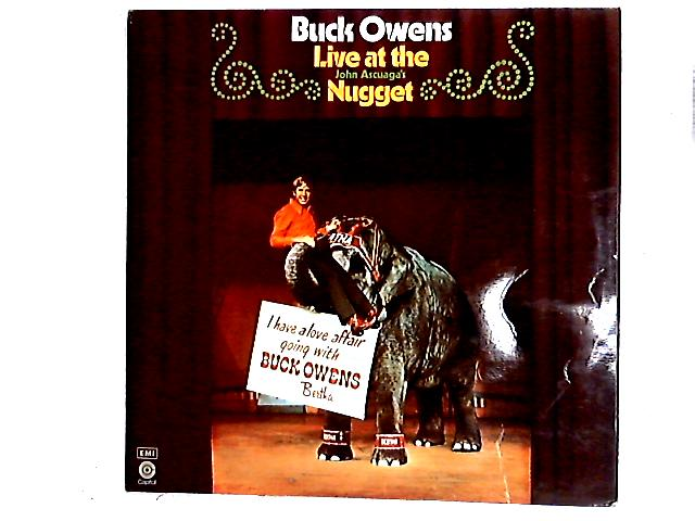 Live At The Nugget LP By Buck Owens