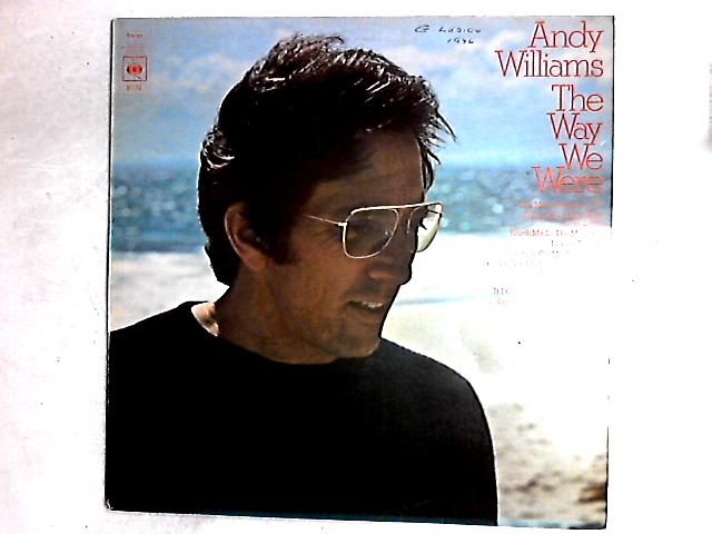 The Way We Were LP By Andy Williams