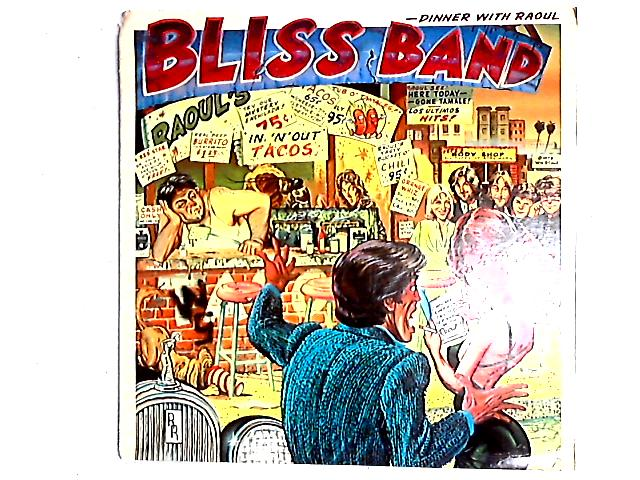 Dinner With Raoul LP By The Bliss Band