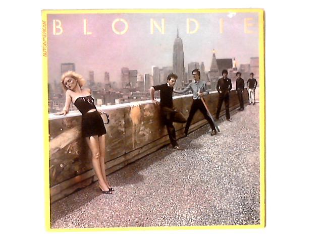 Autoamerican LP By Blondie