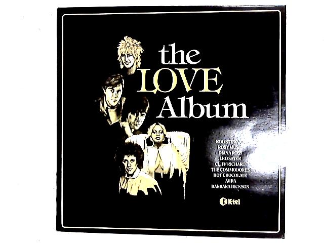 The Love Album Comp By Various