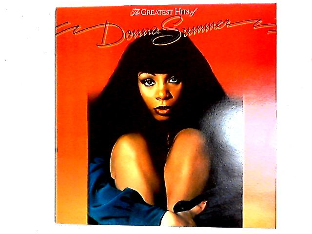 The Greatest Hits Of Donna Summer Comp By Donna Summer