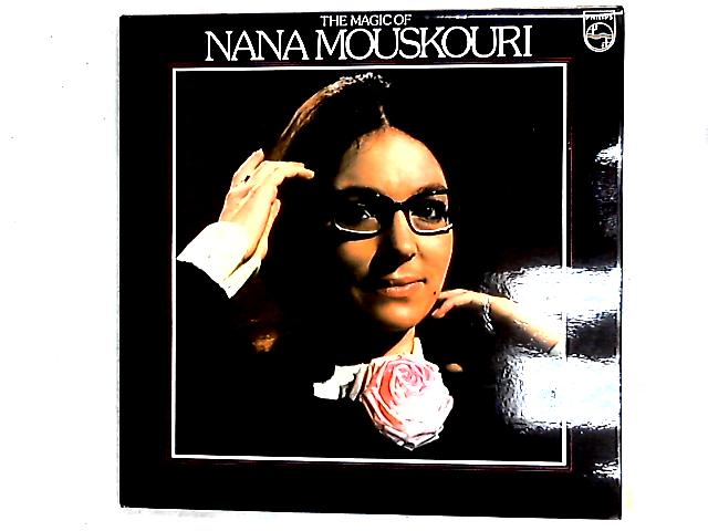 The Magic Of 2LP Comp By Nana Mouskouri