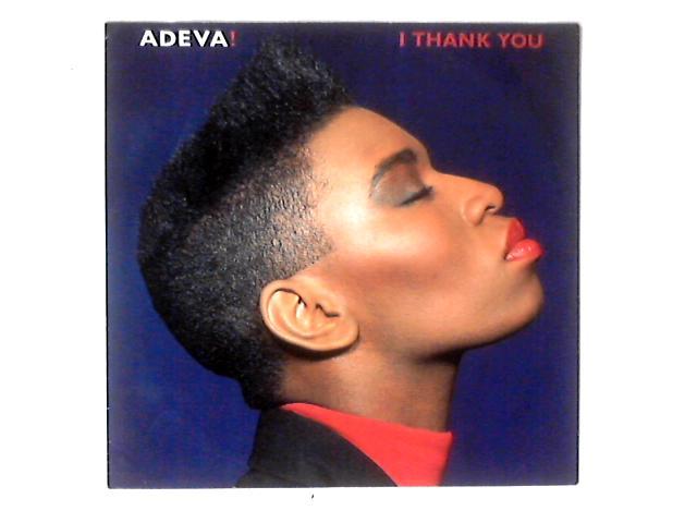 I Thank You 12in By Adeva