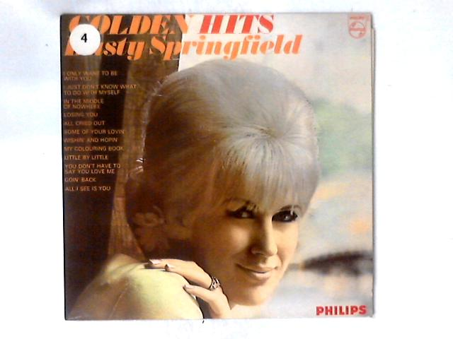 Golden Hits LP COMP By Dusty Springfield