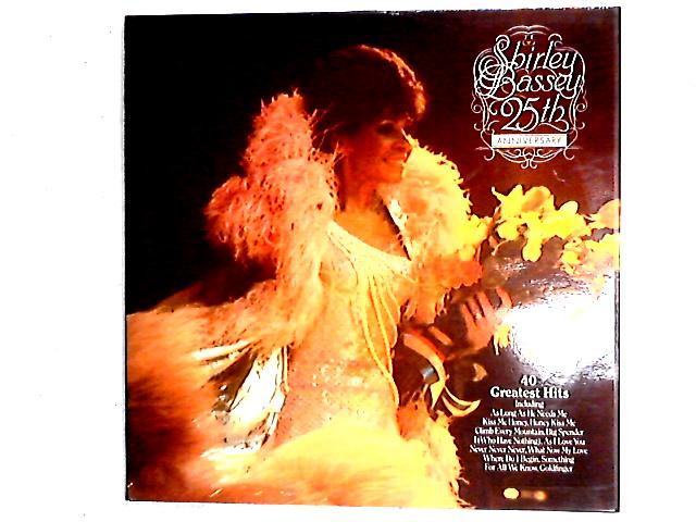25th Anniversary Album 2LP Comp By Shirley Bassey