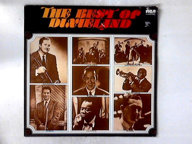 The Best Of Dixieland LP COMP By Various