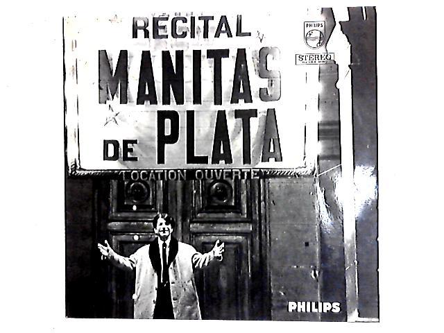 Recital LP By Manitas De Plata