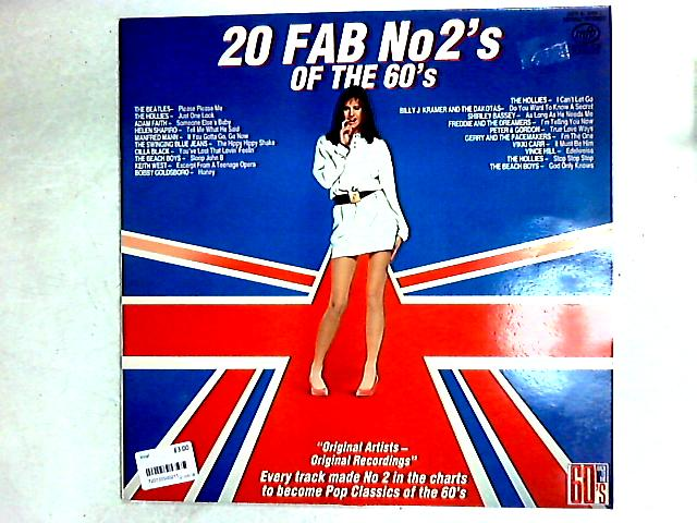 20 Fab No2's Of The 60's Comp By Various