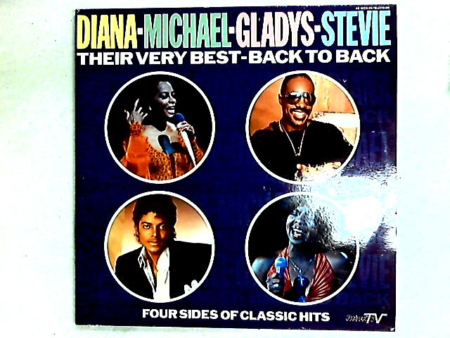 Diana - Michael - Gladys - Stevie - Their Very Best - Back To Back 2LP Comp by Various