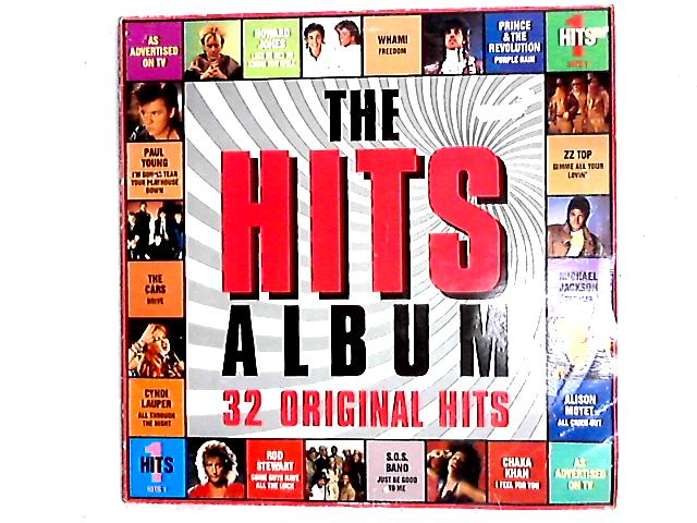 The Hits Album 2LP Comp By Various