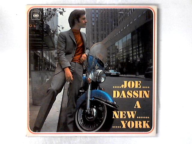 A New York LP By Joe Dassin