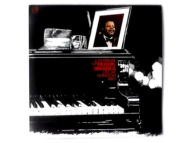 A Portrait Of Frank Sinatra 2xLP By The Oscar Peterson Trio