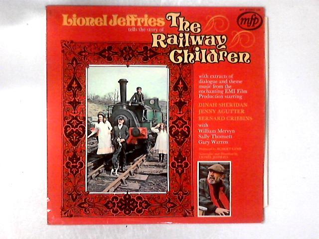 The Railway Children LP by Lionel Jeffries