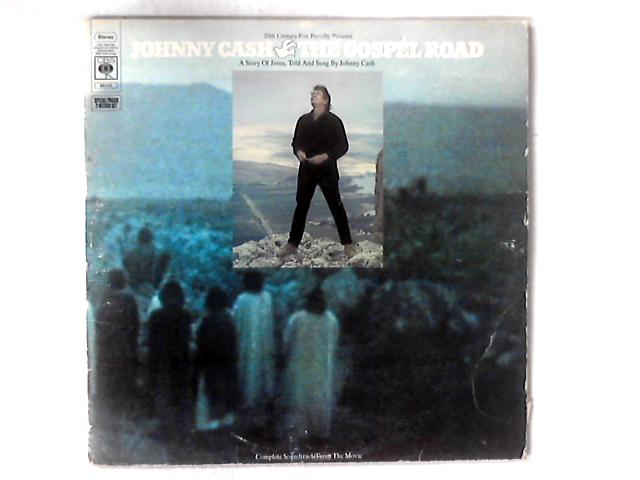 The Gospel Road: A Story Of Jesus 2xLP by Johnny Cash