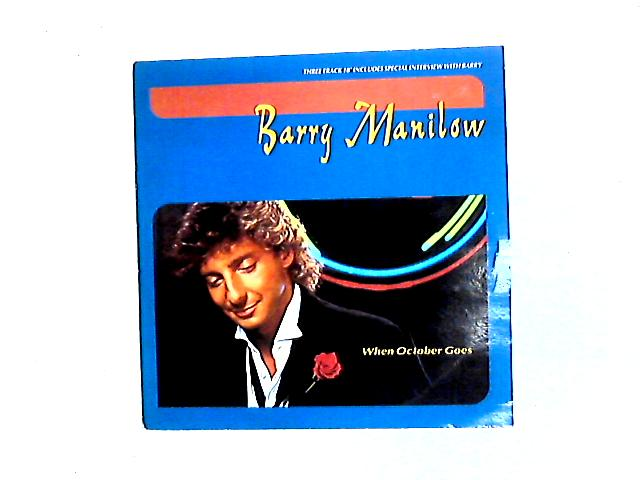 When October Goes 10in By Barry Manilow