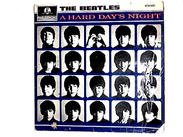 A Hard Day's Night LP by The Beatles