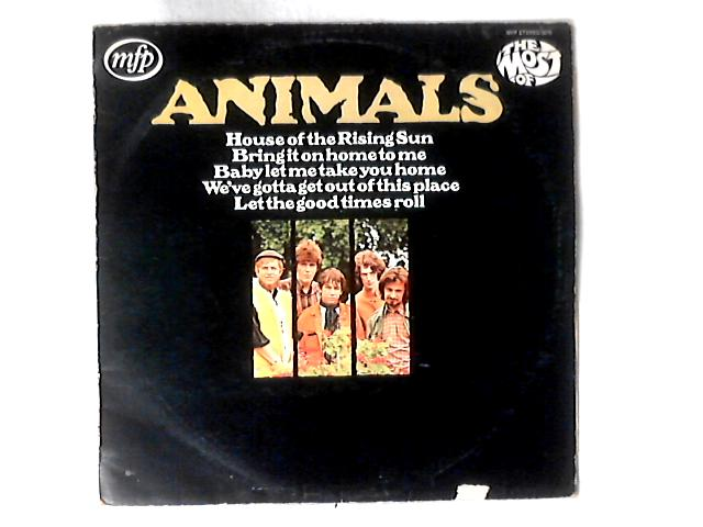 The Most Of LP COMP by The Animals