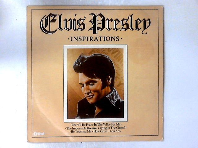 Inspirations LP by Elvis Presley