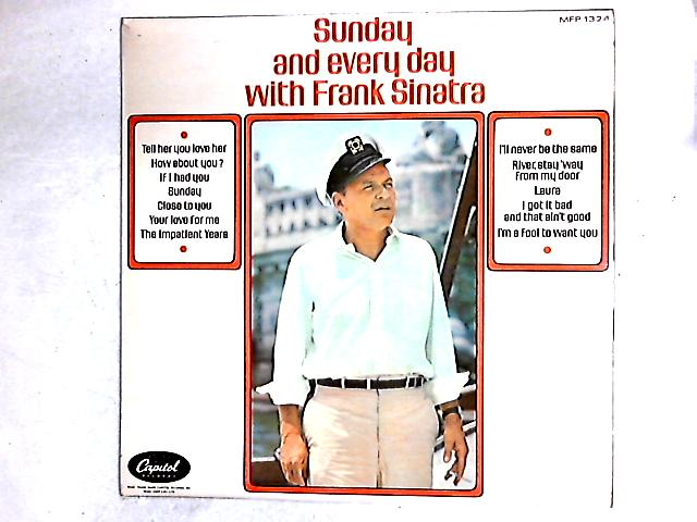 Sunday And Everyday With Frank Sinatra Comp By Frank Sinatra