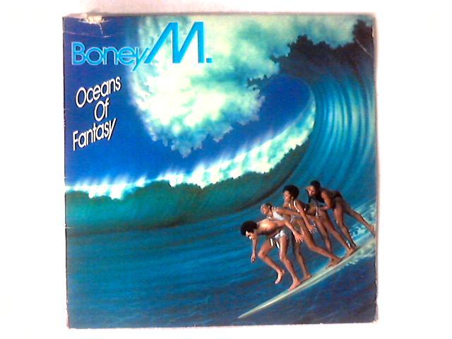 Oceans Of Fantasy LP By Boney M.