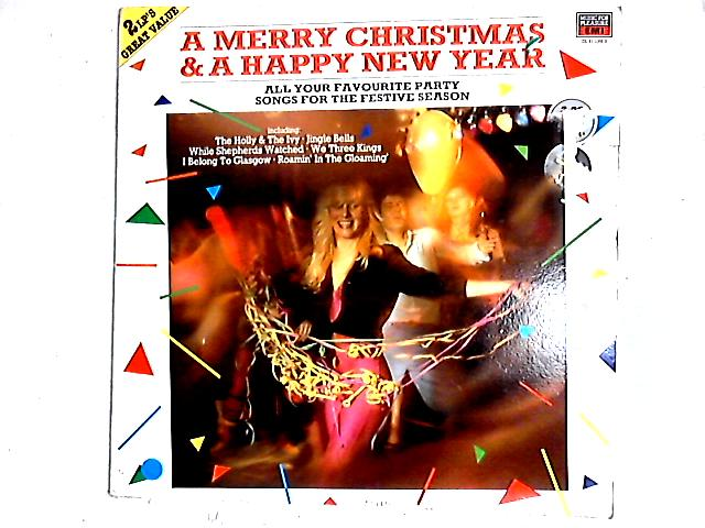 Merry Christmas And A Happy New Year 2LP By The Swingalongs