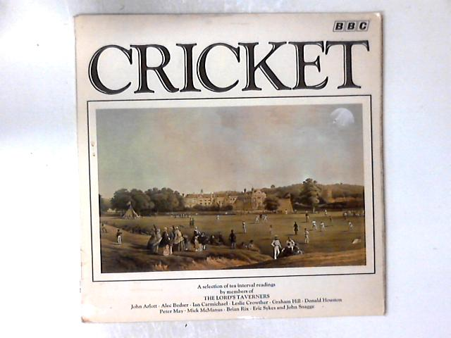 Cricket LP by The Lord Taverners