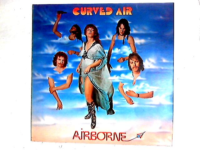 Airborne LP By Curved Air