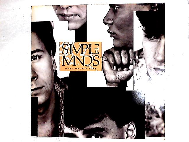 Once Upon A Time LP By Simple Minds