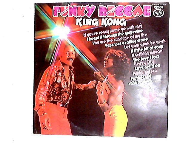 Funky Reggae LP By King Kong