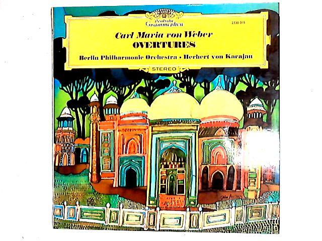 Ouvertüren - Overtures LP By Carl Maria von Weber