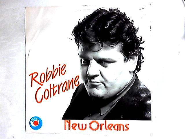New Orleans 12in By Robbie Coltrane