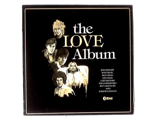 The Love Album LP COMP By Various