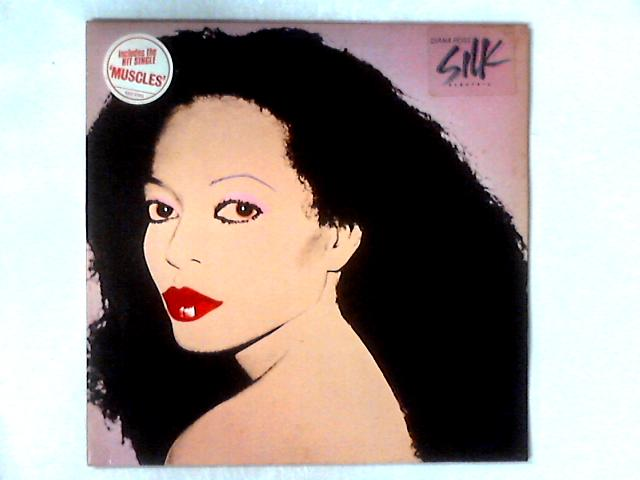Silk Electric LP By Diana Ross