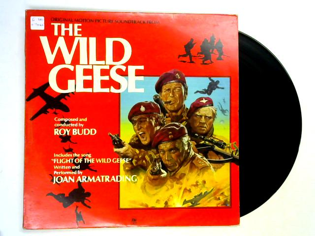 The Wild Geese (Original Motion Picture Soundtrack) LP 1st By Roy Budd