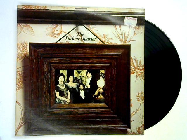The Parlour Quartet LP 1st By The Parlour Quartet