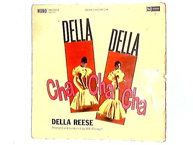Della Della Cha Cha Cha LP by Della Reese