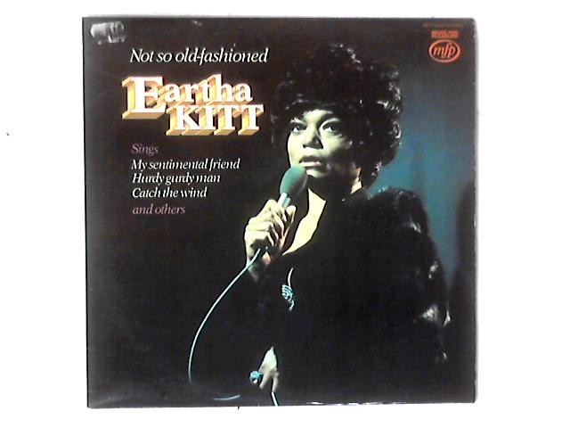 Not So Old Fashioned LP by Eartha Kitt