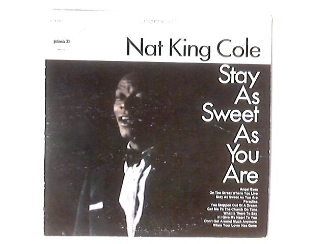 Stay As Sweet As You Are LP by Nat King Cole