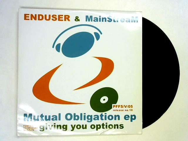 Mutual Obligation EP 12in By Enduser