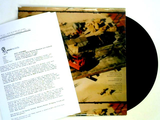 Constructions: Sofa Surfers Remixed & Dubbed 2xLP 1st by Sofa Surfers