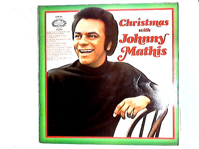 Christmas With Johnny Mathis LP by Johnny Mathis