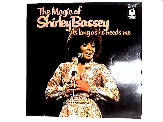 The Magic Of Shirley Bassey Comp by Shirley Bassey